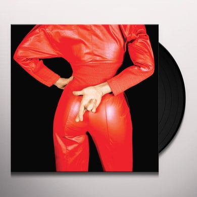 Joan As Police Woman & Benjamin Lazar Davis COVER TWO Vinyl Record