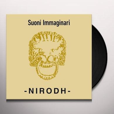 Agostino Nirodh Fortini SUONI IMMAGINARI Vinyl Record