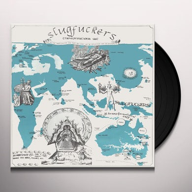 Slugfuckers TRANSFORMATIONAL SALT Vinyl Record