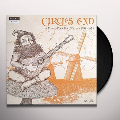 Circles End Vol. 1 / Various Vinyl Record