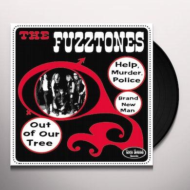 The Fuzztones HELP MURDER POLICE Vinyl Record