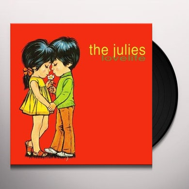 Julies LOVELIFE Vinyl Record