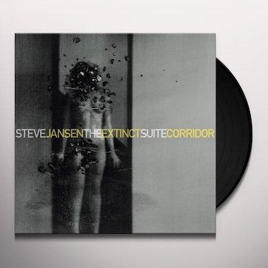 Steve Jansen EXTINCT SUITE / CORRIDOR Vinyl Record - UK Release