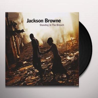 "JACKSON BROWNE Standing In the Breach"" (2014) - 180 gram Vinyl / 2LPs"