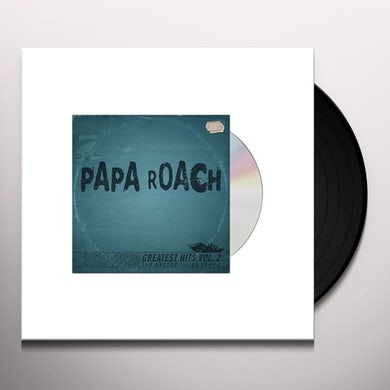 Papa Roach Greatest Hits Vol. 2 The Better Noise Years CD