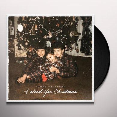 Jonas Brothers I NEED YOU CHRISTMAS DIGITAL DOWNLOAD