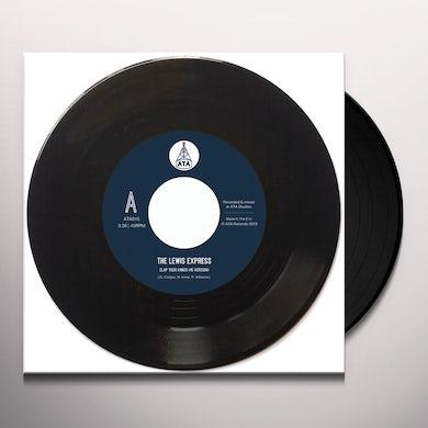 Lewis Express Clap your hands (45 version)/stomp yo Vinyl Record