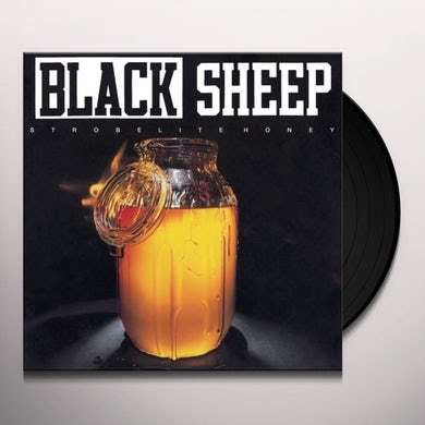 Black Sheep Strobelite Honey Vinyl Record