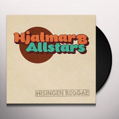 Hjalmar B Allstars Hisingen Reggae Vinyl Record