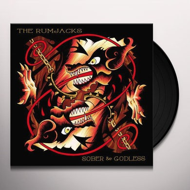 RUMJACKS Sober & Godless Vinyl Record