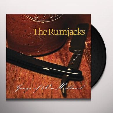 RUMJACKS Gangs Of New Holland Vinyl Record