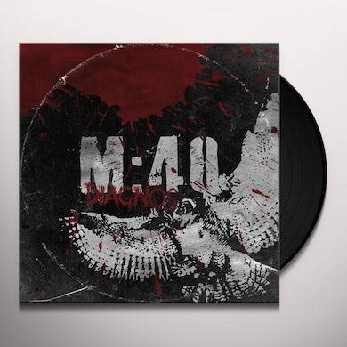 M:40 Diagnos Vinyl Record