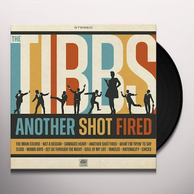 TIBBS Another Shot Fired Vinyl Record