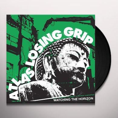 Atlas Losing Grip Watching The Horizon (Gron Vinyl) Vinyl Record