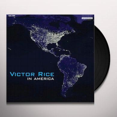 Victor Rice In America Vinyl Record