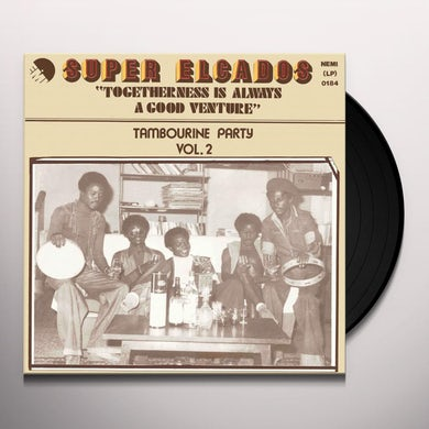 Super Elcados Togetherness Is Always A Good Venture Vinyl Record