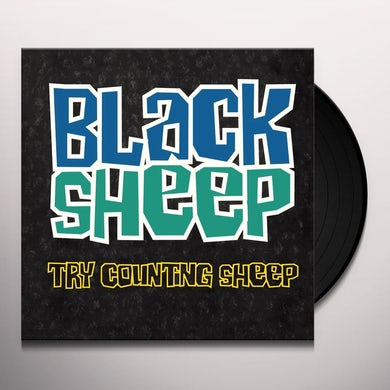 Black Sheep Try Counting Sheep Vinyl Record
