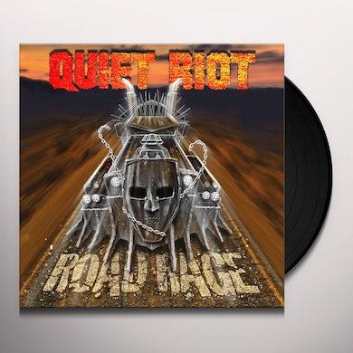 Quiet Riot Road Rage Vinyl Record