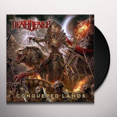 Conquered Lands (Black/White Splatter Vi Vinyl Record