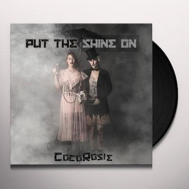 Cocorosie Put the shine on Vinyl Record