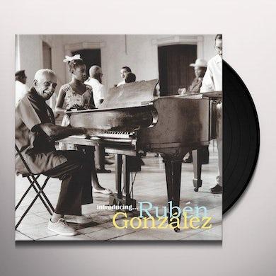 Ruben Gonzalez Introducing Vinyl Record