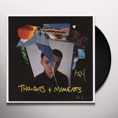 Ady Suleiman Thoughts & Moments: Vol. 1 Mixtape Vinyl Record
