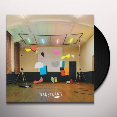 Marsicans Ursa Major Vinyl Record