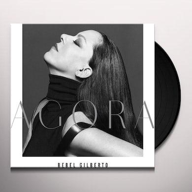 Bebel Gilberto Agora Vinyl Record