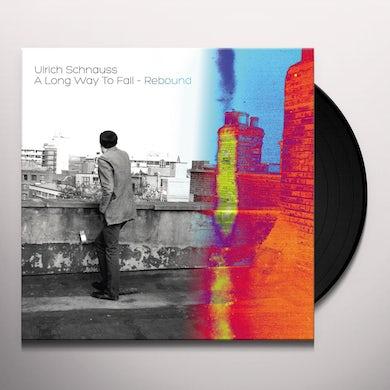 Ulrich Schnauss A Long Way To Fall   Rebound Vinyl Record