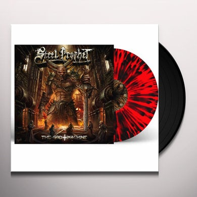 Steel Prophet God Machine Vinyl Record