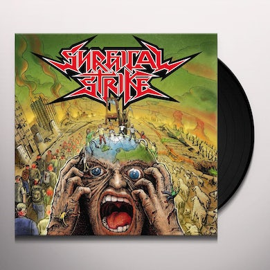 Surgical Strike Part of a Sick World Vinyl Record