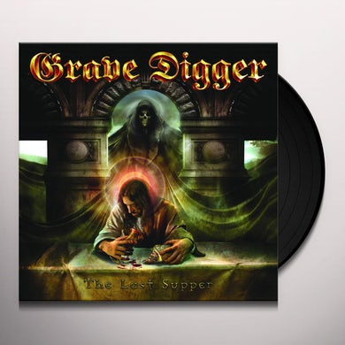 Last Supper Vinyl Record