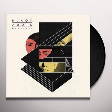 Blaqk Audio Material Vinyl Record