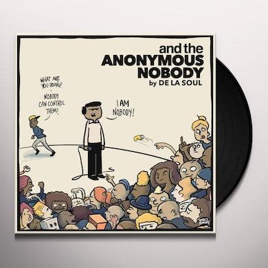 De La Soul And The Anonymous Nobody Vinyl Record
