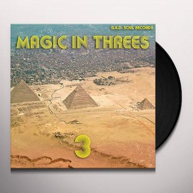 Magic In Threes Three Vinyl Record