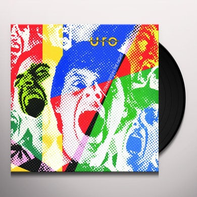 Ufo  Strangers In The Night  2020 Remaster Vinyl Record