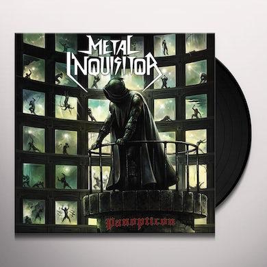 Metal Inquisitor Panopticon Vinyl Record