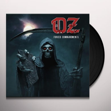Forced Commandments Vinyl Record