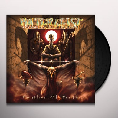 Poltergeist Feather Of Truth Vinyl Record