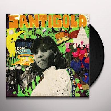Santigold I Don't Want: The Gold Fire Sessions Vinyl Record