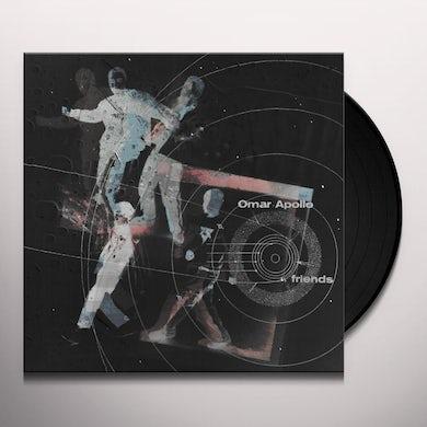 Omar Apollo Friends Vinyl Record