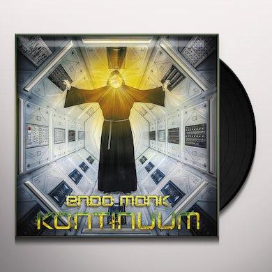 Endo Monk Kontinuum Vinyl Record
