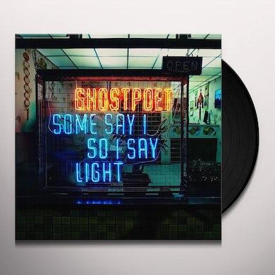 Ghostpoet Some Say I So I Say Light Vinyl Record