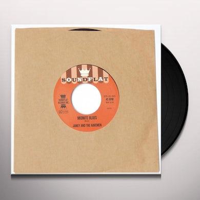 Janey & The Ravemen Midnite Blues Vinyl Record
