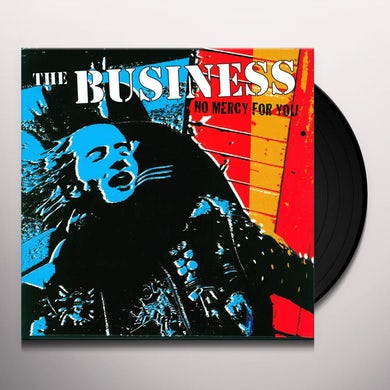 The Business No mercy for you Vinyl Record