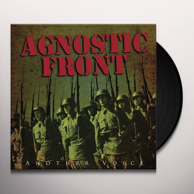 Agnostic Front Another Voice Vinyl Record
