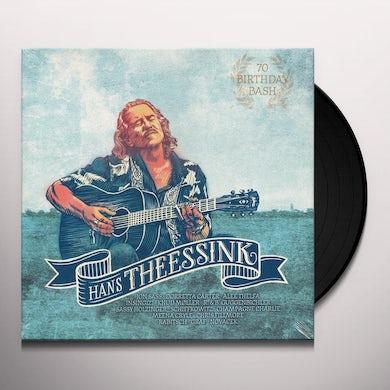 Hans Theessink 70 Birthday Bash Vinyl Record