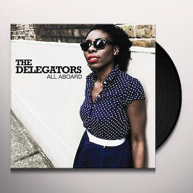DELEGATORS All aboard Vinyl Record