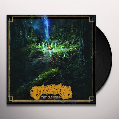 Faerie Ring Clearing Vinyl Record