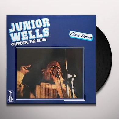 Junior Wells Pleading The Blues Vinyl Record